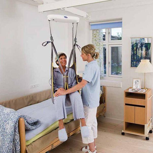 Robin plafondlift bed 1