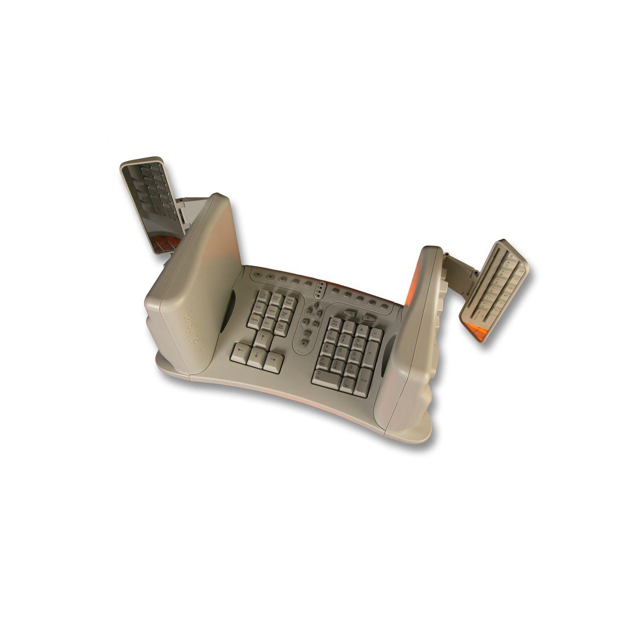 Safetype verticaal toetsenbord ERKATYP301 0001 Voorkant