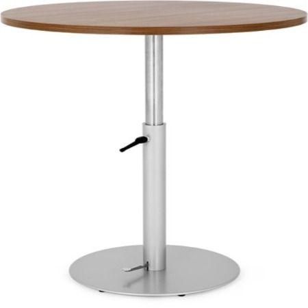 Tafelonderstel sc595 tafelonderstel hoogte verstelbaar met gaslift 72 110 cm voet diameter o60 cm 4
